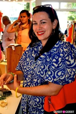 sarah hanssen in Same Sky Trunk Show and Cocktail Party