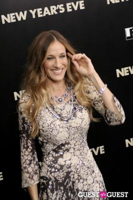 sarah jessica-parker in New Year's Eve Premiere