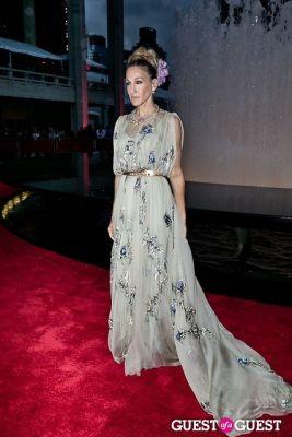 sarah jessica-parker in New York City Ballet Fall Gala Celebrates Valentino