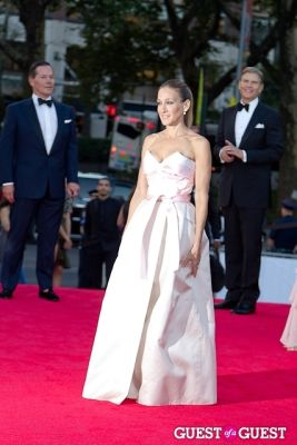 sarah jessica-parker in New York City Ballet's Fall Gala
