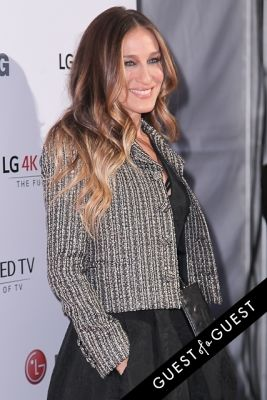 sarah jessica-parker in LG the Art of the Pixel