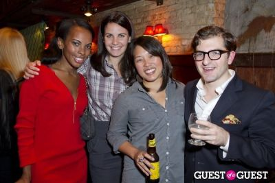 susan loh in Zagat and foursquare Fall Fete @ Macao Trading Co.