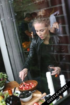 sarah long in Guest of a Guest & Cointreau's NYC Summer Soiree At The Ludlow Penthouse Part I