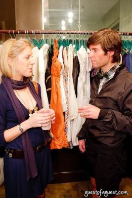douglas marshall in The Green Room NYC Presents a Trunk Show and Cocktails