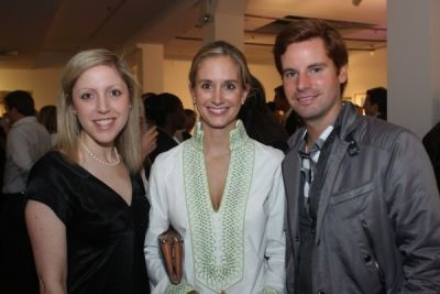 sarah mandato in Chelsea Art Museum Young Associates Fall Benefit