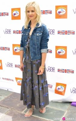 sarah michelle-gellar in 7th Annual Kidstock Music and Art Festival