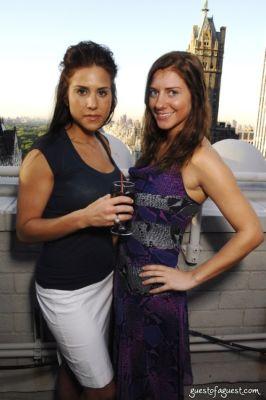 sarah reichard in DEPESHA Magazine Designer Fashion Show with Amanda Lepore