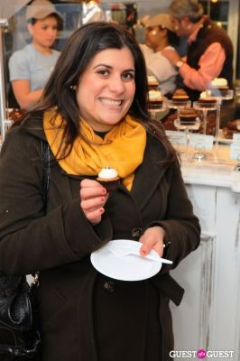 sarah shaker in The CupCake STOP Shop Event