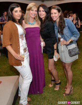 lisa romero in Lana Smith Hosts Bday Party for Polina Proshkina