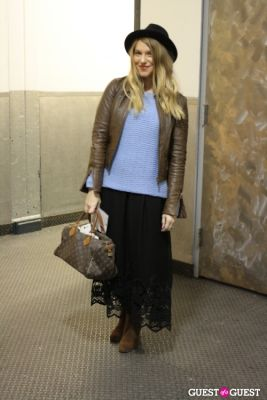 sarah of-raving-fashionista in NYFW 2013: Monday's Street Style From The Tents