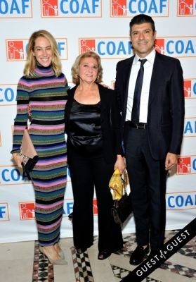 haro keledjian in COAF 12th Annual Holiday Gala
