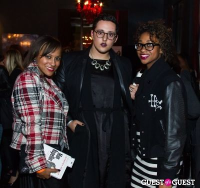 sarita williams in Man Repeller Book Signing