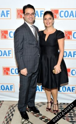 maral jebejian in COAF 12th Annual Holiday Gala