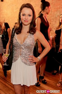 sasha cohen in Wear New York presented by Gojee