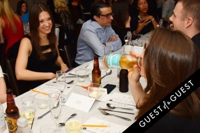 sasha thornber in Battle of the Chefs Charity by The Good Human Project + Dinner Lab