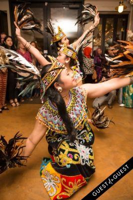 saung budaya in Kopi Kopi 1 Year Anniversary Party