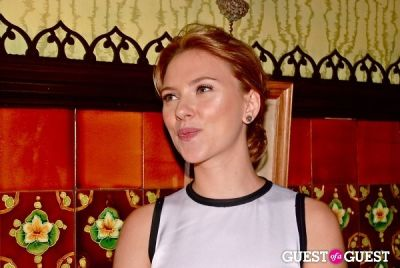 scarlett johansson in Scarlett Johansson Hosts an Evening in Support of Scott Stringer