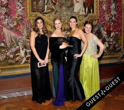 scotlan ryna in The Frick Collection Young Fellows Ball 2015