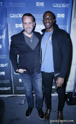 naeem delbridge in Gradient Magazine Party