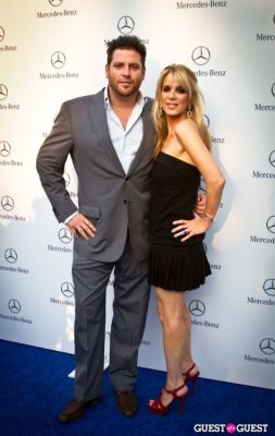 alison brod in Mercedes Benz Manhattan Grand Opening