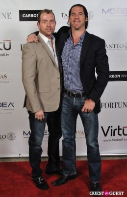 scott cornick in Carbon NYC Spring Charity Soiree
