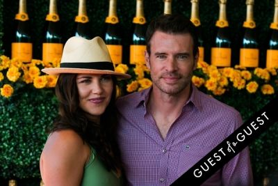 scott foley in The Sixth Annual Veuve Clicquot Polo Classic Red Carpet