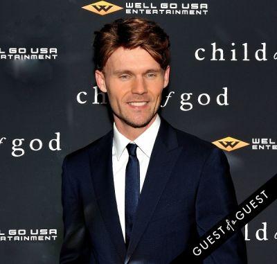 scott haze in Child of God Premiere