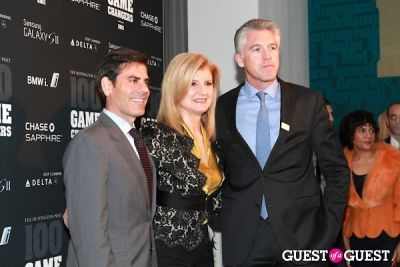 scott heidler in 2011 Huffington Post and Game Changers Award Ceremony