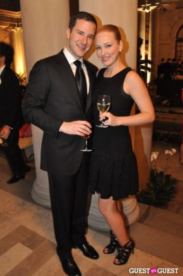 scott lynn in Frick Collection Spring Party for Fellows