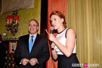 scott stringer in Scarlett Johansson Hosts an Evening in Support of Scott Stringer