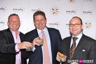 brian cooper in Everyday Health 10th Anniversary Party
