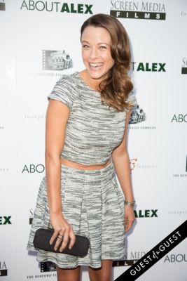 scotti thompson in Los Angeles Premiere of ABOUT ALEX