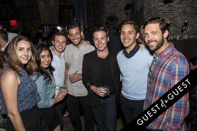 scout maceachron in Summer Soirée at TAO Downtown