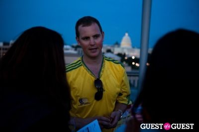 sean coetzee in DC Welcomes Woodsmoke & The World Cup