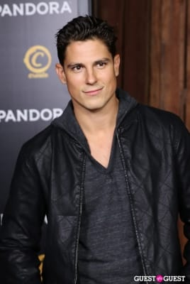 sean faris in Pandora Hosts After-Party Featuring Adrian Lux on Music's Most Celebrated Night