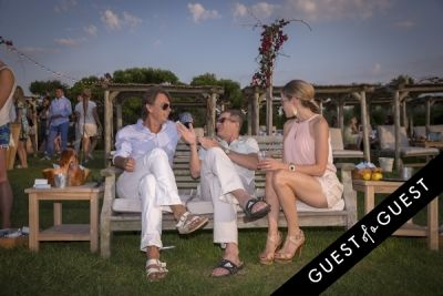 tiger williams in GUEST OF A GUEST x DOLCE & GABBANA Light Blue Mediterranean Escape In Montauk
