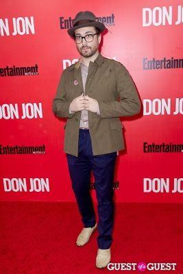 sean ono-lennon in Don Jon Premiere