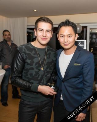 kyle chan in Levitation Activewear presents Sean Scott's Birthday Bash at SKYBAR