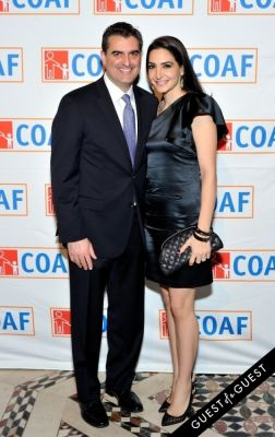sebouh nahabedian in COAF 12th Annual Holiday Gala