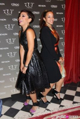 selenis leyva in New York magazine and The Cut's Fashion Week Party