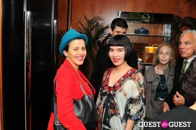 selima salaun in VandM Insiders Launch Event to benefit the Museum of Arts and Design