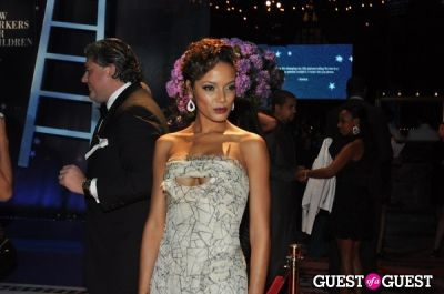 selita ebanks in New Yorkers For Children Fall Gala 2011