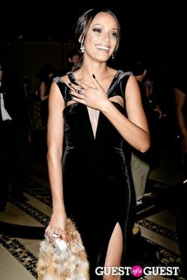 selita ebanks in New Yorkers for Children 2012 Fall Gala