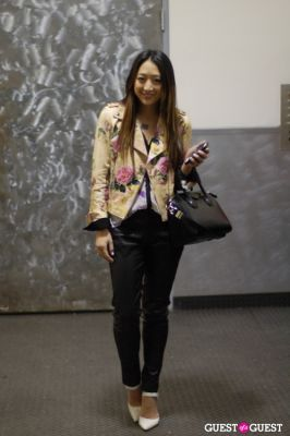 serena goh in NYFW 2013: Monday's Street Style From The Tents