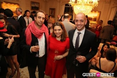 hakan ozakbas in American Ballet Theater Junior Council Red Hot Cocktail Party