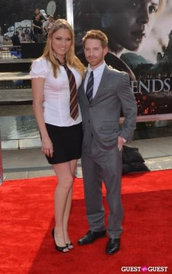 seth green in Harry Potter And The Deathly Hallows Part 2 New York Premiere