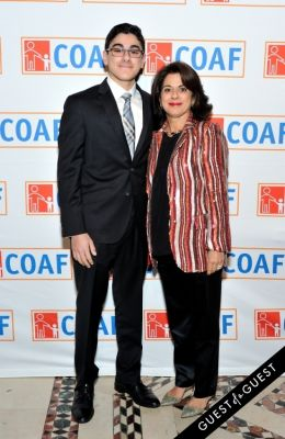 diana mkhitarian in COAF 12th Annual Holiday Gala