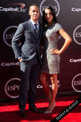 shabazz napier in The 2014 ESPYS at the Nokia Theatre L.A. LIVE - Red Carpet