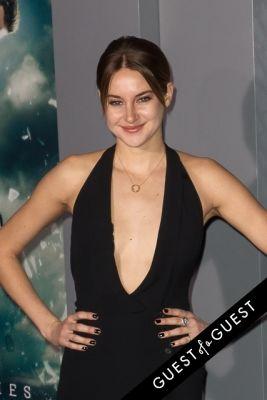 shailene woodley in Insurgent Premiere NYC