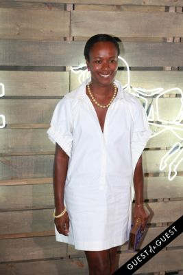 shala monroque in Coach Presents 2014 Summer Party on the High Line